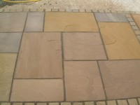 Raj Green (Fernlea) Paving